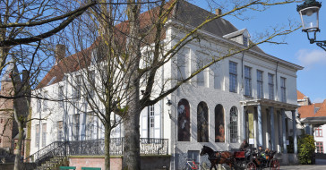 "The ""Arentshuis"" Museum"